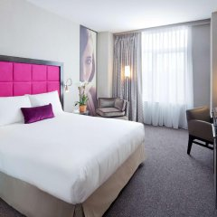 Отель Gansevoort Meatpacking США, Нью-Йорк - отзывы, цены и фото номеров - забронировать отель Gansevoort Meatpacking онлайн комната для гостей