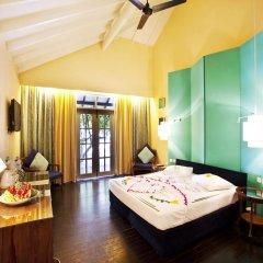 Отель Adaaran Select Meedhupparu Медупару комната для гостей фото 2