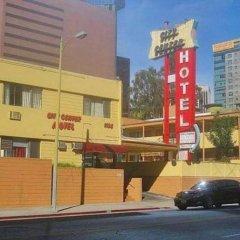 City Center Hotel Los Angeles Лос-Анджелес парковка