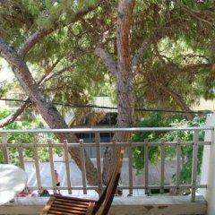 Отель Camelia Hotel Греция, Кос - отзывы, цены и фото номеров - забронировать отель Camelia Hotel онлайн балкон фото 2