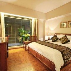 Lan Vien Hotel комната для гостей фото 5
