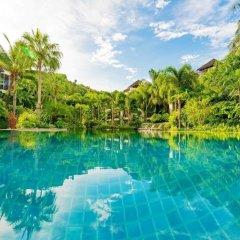Отель Bangtao Beach Garden By Resava Group пляж Банг-Тао бассейн фото 2