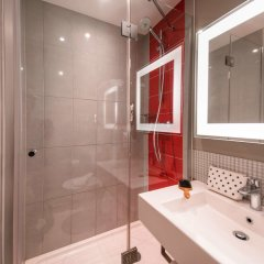 Отель ibis Styles Lille Centre Grand Place ванная
