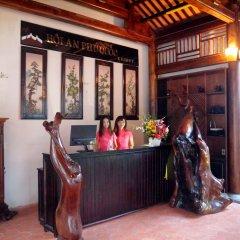 Отель Hoi An Phu Quoc Resort питание фото 2
