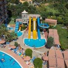 Grand Hotel Art Side Турция, Сиде - отзывы, цены и фото номеров - забронировать отель Grand Hotel Art Side онлайн бассейн фото 3