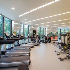 Отель Novotel Singapore on Stevens фитнесс-зал фото 2