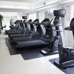 Отель Holiday Inn Rome- Eur Parco Dei Medici фитнесс-зал фото 4
