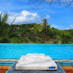 Отель Koh Tao Toscana Таиланд, Остров Тау - отзывы, цены и фото номеров - забронировать отель Koh Tao Toscana онлайн бассейн фото 3
