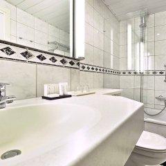 Отель Van der Valk Hotel Antwerpen Бельгия, Антверпен - отзывы, цены и фото номеров - забронировать отель Van der Valk Hotel Antwerpen онлайн ванная фото 2