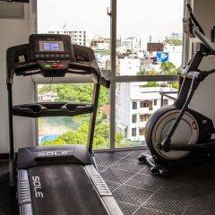 Отель ME Colombo фитнесс-зал фото 2