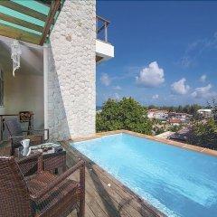 Отель Sun Paradise Villas Karon бассейн фото 3