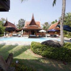 Отель Baan Sangpathum Villa парковка