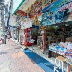 Отель Rest Inn Dormitory Guest House Таиланд, Бангкок - отзывы, цены и фото номеров - забронировать отель Rest Inn Dormitory Guest House онлайн городской автобус