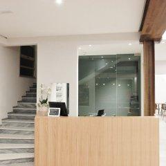 Отель Aurea Италия, Римини - отзывы, цены и фото номеров - забронировать отель Aurea онлайн интерьер отеля фото 2