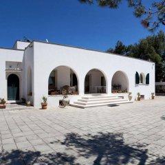 Отель Villa Maria Clara Кастриньяно дель Капо парковка