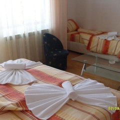 Hotel Gazei Банско комната для гостей фото 3