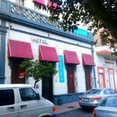 Hotel Casa Diana парковка