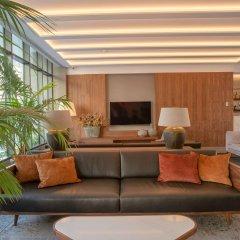 Отель NH Hotel Porto Jardim Португалия, Порту - отзывы, цены и фото номеров - забронировать отель NH Hotel Porto Jardim онлайн интерьер отеля