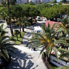Отель La Siesta Salou Resort & Camping парковка