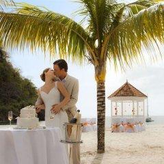 Отель Buccament Bay Resort - Все включено Остров Бекия помещение для мероприятий