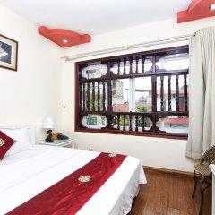 Отель Hanoi Central Homestay Ханой комната для гостей фото 3