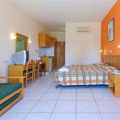 Отель Paramount Aparthotel Кипр, Протарас - отзывы, цены и фото номеров - забронировать отель Paramount Aparthotel онлайн комната для гостей фото 4