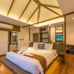 Отель Chermantra Aonang Resort and Pool Suite комната для гостей фото 4