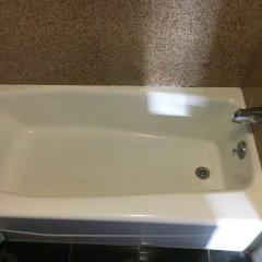 Отель Budget Motel США, Лос-Анджелес - отзывы, цены и фото номеров - забронировать отель Budget Motel онлайн ванная фото 2