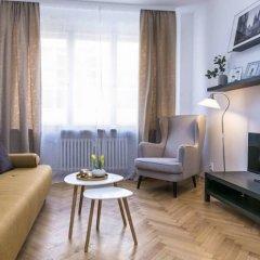 Отель AS Prague Aparts. National Theatre Apt. Old Town Прага комната для гостей