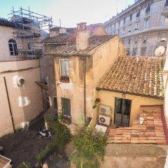 Отель LUXURY APARTMENT Sant'Angelo Design&Art Италия, Рим - отзывы, цены и фото номеров - забронировать отель LUXURY APARTMENT Sant'Angelo Design&Art онлайн балкон