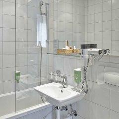 Отель Sorell Hotel Rex Швейцария, Цюрих - отзывы, цены и фото номеров - забронировать отель Sorell Hotel Rex онлайн ванная