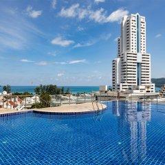 Отель Amata Resort Пхукет бассейн фото 2