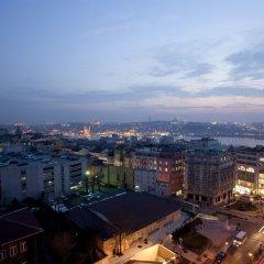 Tunel Residence Турция, Стамбул - отзывы, цены и фото номеров - забронировать отель Tunel Residence онлайн балкон