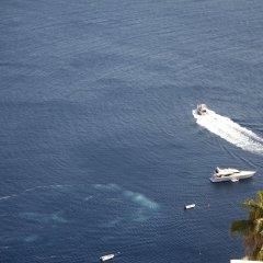 Отель Aerie-Santorini Греция, Остров Санторини - отзывы, цены и фото номеров - забронировать отель Aerie-Santorini онлайн приотельная территория фото 2