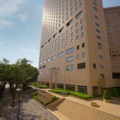 Отель Hyatt Regency Tokyo Токио парковка