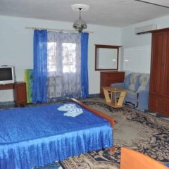 Гостиница У Бочарова Ручья комната для гостей фото 4