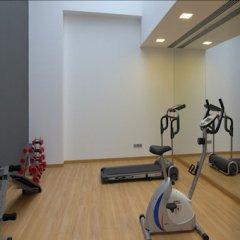 Отель Eurostars Lex фитнесс-зал фото 4