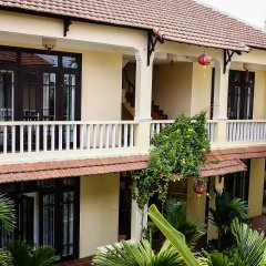 Отель Hoi An Holiday Villa балкон