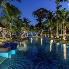 Отель Novotel Samui Resort Chaweng Beach Kandaburi бассейн фото 3