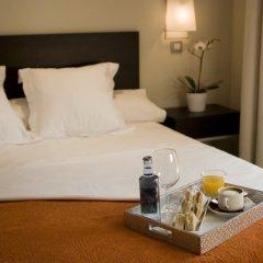 Отель Suites Viena Plaza De Espana Мадрид в номере фото 2