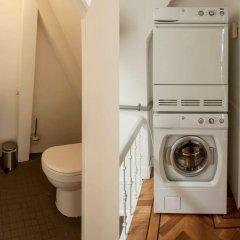 Отель Rijksmuseum Penthouse Нидерланды, Амстердам - отзывы, цены и фото номеров - забронировать отель Rijksmuseum Penthouse онлайн ванная