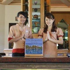 Отель Mangosteen Ayurveda & Wellness Resort интерьер отеля фото 2