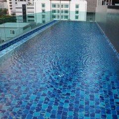 Отель Avatar Residence Бангкок бассейн