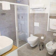Отель Rivabella Suite Apartments Италия, Римини - отзывы, цены и фото номеров - забронировать отель Rivabella Suite Apartments онлайн ванная