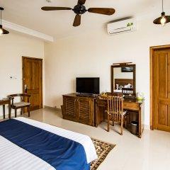 Отель Santa Villa Hoi An комната для гостей фото 3