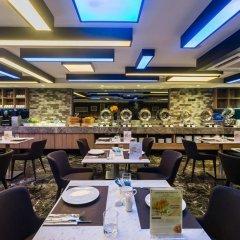 Отель Citrus Suites Sukhumvit 6 By Compass Hospitality Бангкок питание