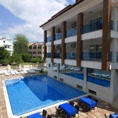 Supreme Marmaris Турция, Мармарис - 2 отзыва об отеле, цены и фото номеров - забронировать отель Supreme Marmaris онлайн бассейн