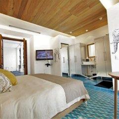 Отель Del Carmen Concept Hotel Мексика, Гвадалахара - отзывы, цены и фото номеров - забронировать отель Del Carmen Concept Hotel онлайн комната для гостей фото 5