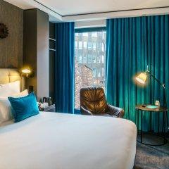 Отель Motel One Manchester-Royal Exchange комната для гостей фото 2