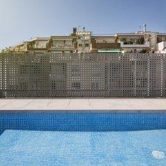 Отель ILUNION Auditori Испания, Барселона - 3 отзыва об отеле, цены и фото номеров - забронировать отель ILUNION Auditori онлайн бассейн